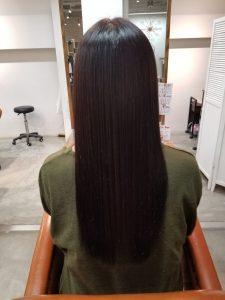 縮毛矯正・髪質改善ストレートエステ‐オーファ金町