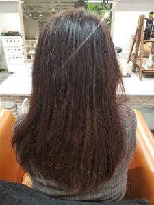 髪質改善ストレートエステ/金町の美容院オーファ/縮毛矯正