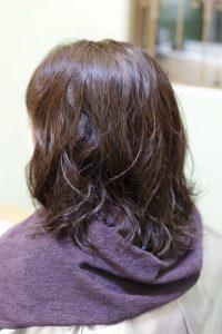 髪質改善ストレートエステ(縮毛矯正)をかける前の状態|亀有・松戸・金町の髪質改善専門店オーファ