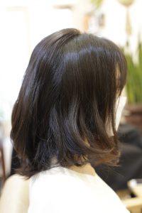 髪質改善ストレートエステ(縮毛矯正)をする前の状態|松戸・金町・亀有の髪質改善専門店オーファ