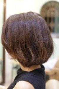 髪質改善ストレートエステ(縮毛矯正)をかける前の状態 松戸・金町・亀有の髪質改善専門店オーファ