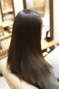 髪質改善ストレートエステ(縮毛矯正)-金町の美容院オーファ