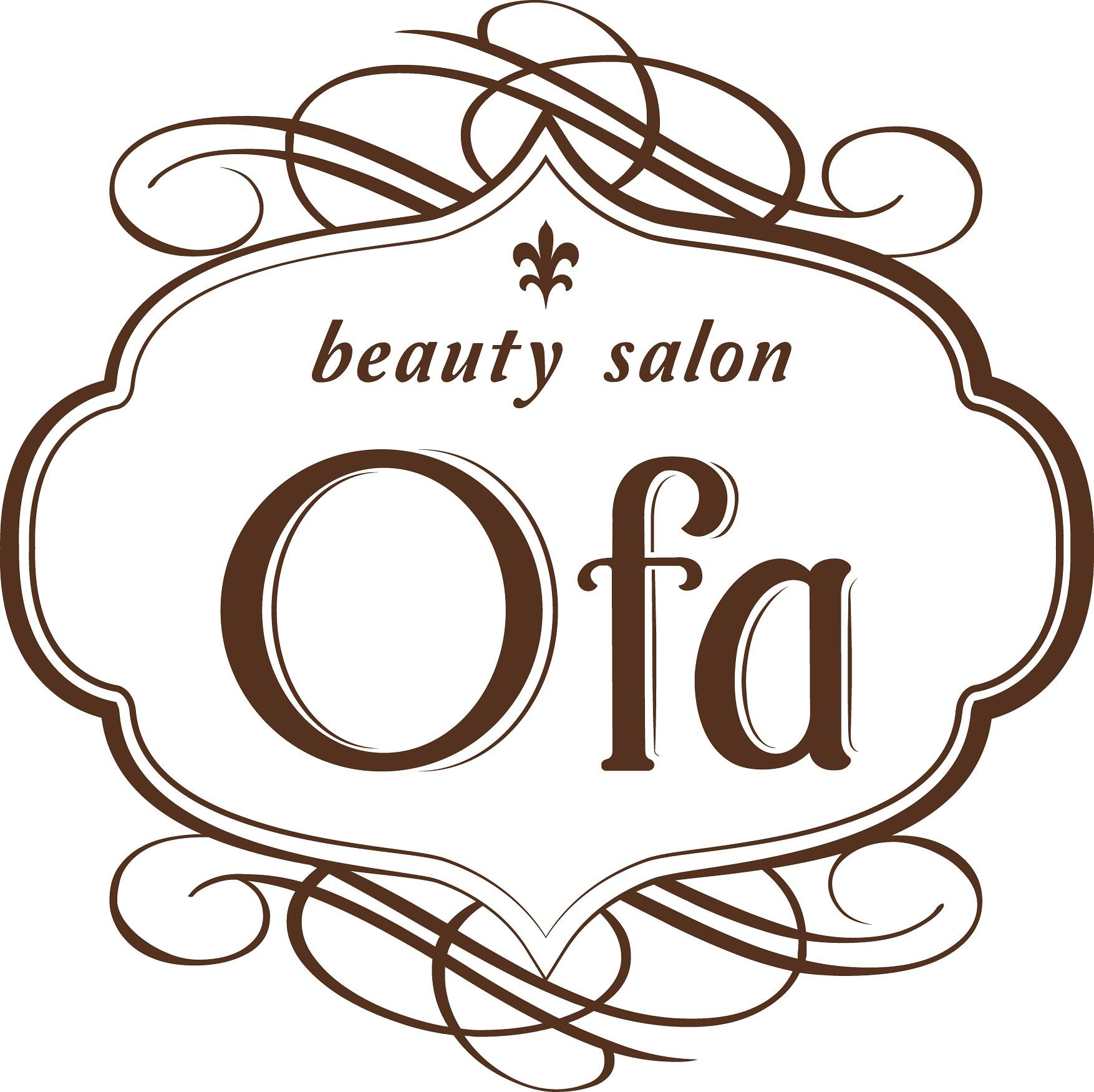 Ofaのロゴ